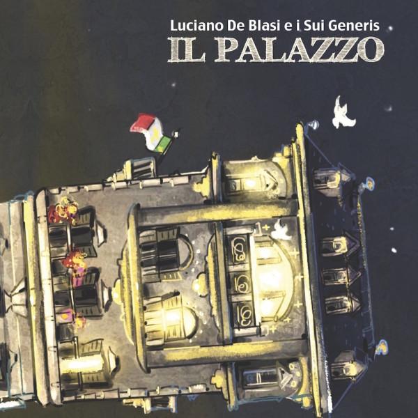 Cover Il Palazzo Luciano De Blasi