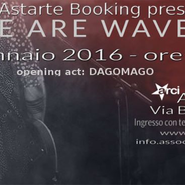 Tornano live a Milano i We Are Waves!     Domani h…