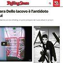 La voce di Chiara Dello Iacovo è l'antidoto all'horror vacui