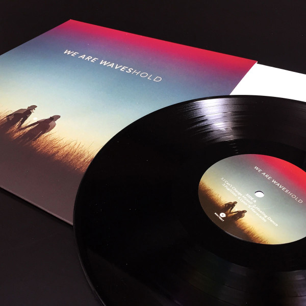Edizione Limitata Vinile HOLD – We Are Waves – MeatBeat